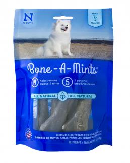 Bone - A - Mints - Packaging Design - Zielinski Design Associates - Dallas Texas