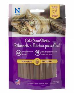 Cat Chew Sticks - Packaging Design - Zielinski Design Associates