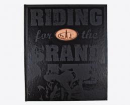 Company History Book Design - Cover - Zielinski Design Associates