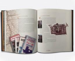 Company History Book Design - Spread 3 - Zielinski Design Associates