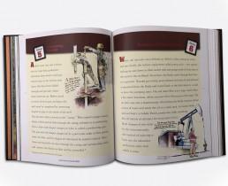 Company History Book Design - Spread 4 - Zielinski Design Associates