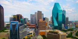 Fountain Place - Dallas, Texas - Photography - Zielinski Design Associates