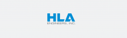 Zielinski Design Associates - Logo Design - Dallas, Texas - HLA Engineers