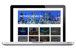 HLA Engineers - Web Design - Zielinski Design Associates - Dallas, Texas