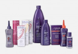 Ion, Beauty Products Packaging, Hair Product Packaging Design, Zielinski Design Associates - Ion Color Brilliance