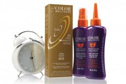 Ion Color Brilliance - Packaging Design - Zielinski Design Associates - Dallas, Texas