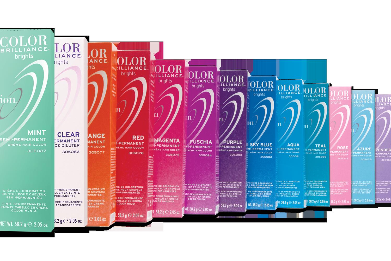 Sally Beauty Supply Ion Color Brilliance Zielinski Design Associates