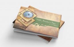 Brochure Design, Capabilities Brochure, Cover, Zielinski Design Associates