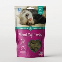 N-Bone Ferret Salmon Packaging - Zielinski Design Associates - Packaging Design