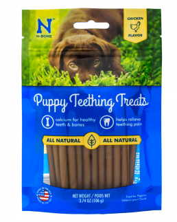 Puppy Teeting Treats - Packaging Design - Zielinski Design Associates