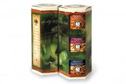Packaging Design - Zielinski Design Associates - Squirrel Brand Nuts 1