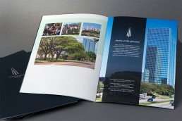 Phoenix Tower - Zielinski Design Associates - Brochure Design - Dallas Texas