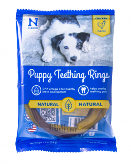 Puppy Teeting Rings - Packaging Design - Zielinski Design Associates