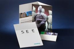 Siemens Medical - Brochure - Collateral Design - Zielinski Design Associates - Dallas - Texas
