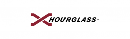 Trinity Rail Hourglass Logo