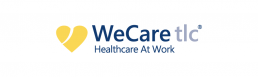 WeCare tlc - Zielinski Design Associates - Logo Design - Dallas, TX