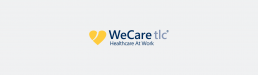 Logo Design Dallas - Zielinski Design Associates - WeCare tlc Logo
