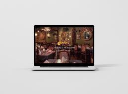 Javier's Gourmet Mexicano - Website Design by Zielinski Design Associates