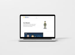 Healthcare Web Design, Responsive, Zielinski Design Associates
