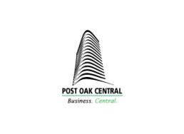 Post Oak Central - Logo Design - Zielinski Design Associates